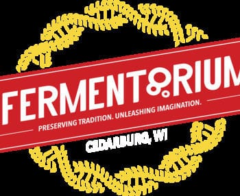 TheFermentorium-FullLogo-Wreath-ThreeColor-1200