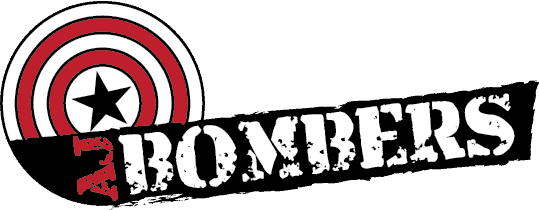 AJ BOMBERS Logo