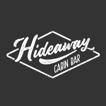 Hideaway Cabin Bar_Logo