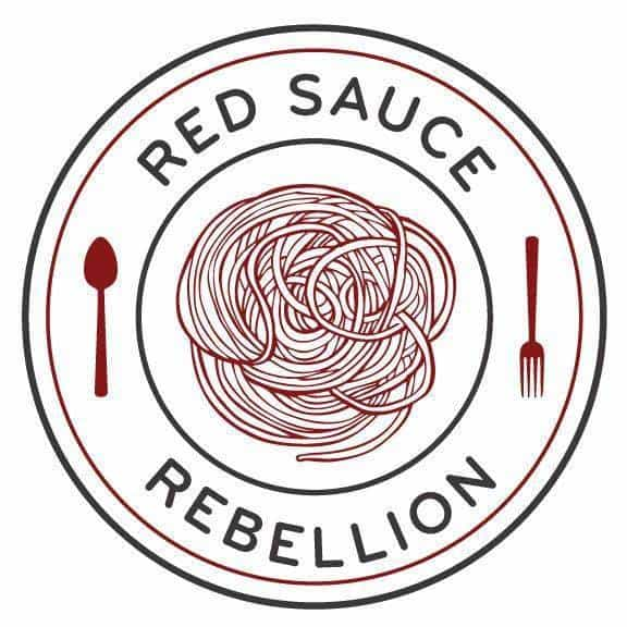 Red Sauce Rebellion LOGO