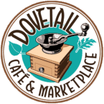 Dovetail Cafe Logo PNG