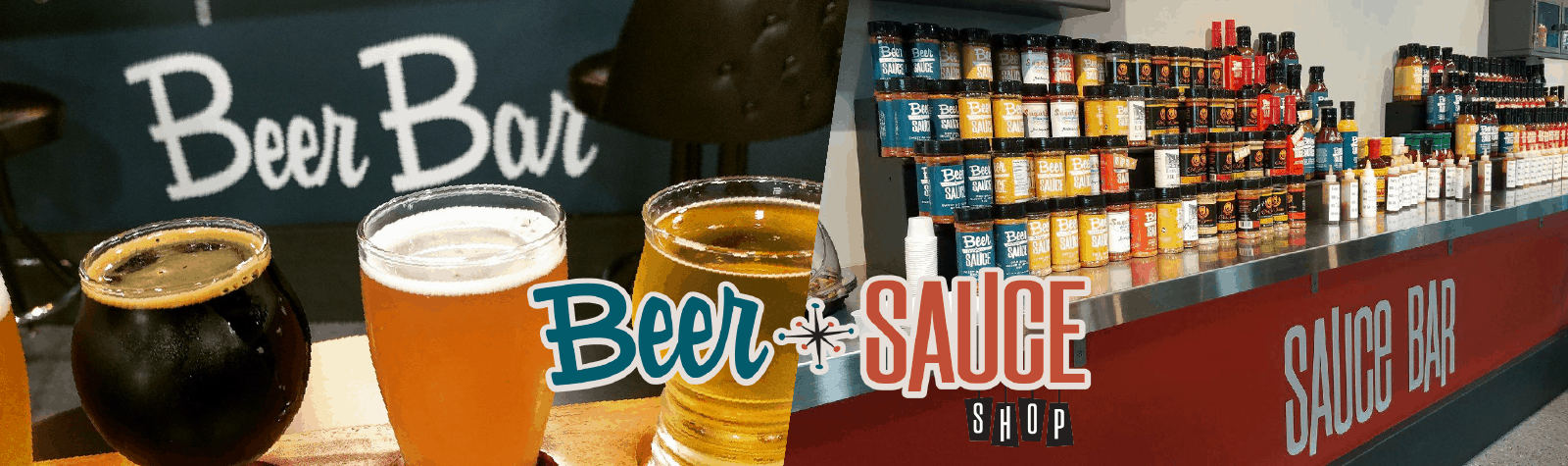 Beer Sauce Shop – Sunset Hills