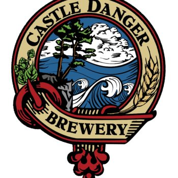 Castle Danger Brewery Logo
