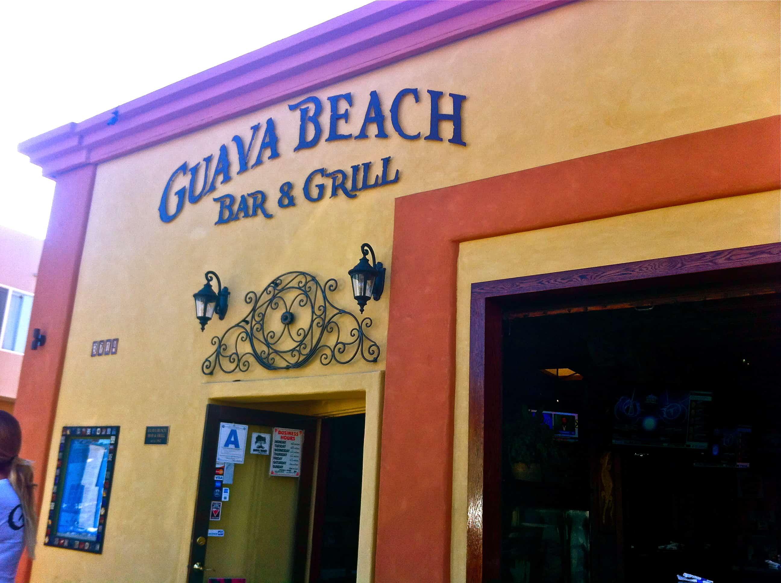 Guava Beach Bar & Grill