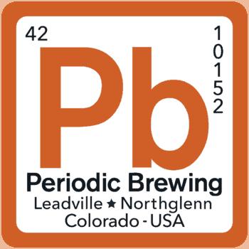 Periodic Pb Ng Logo color print
