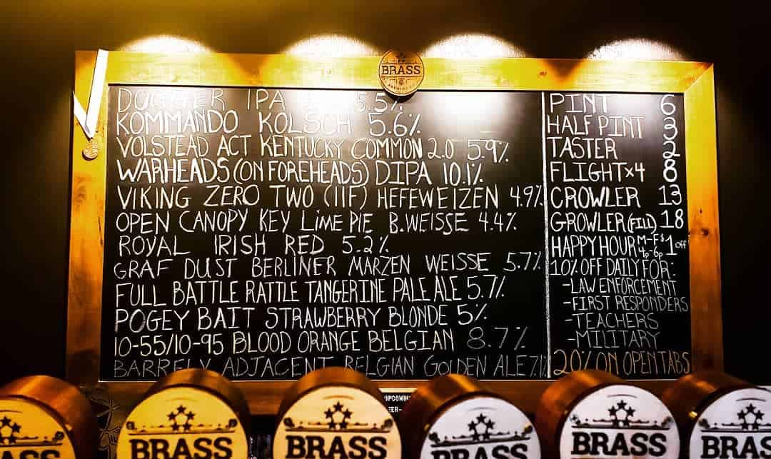 Brass Brewing Company