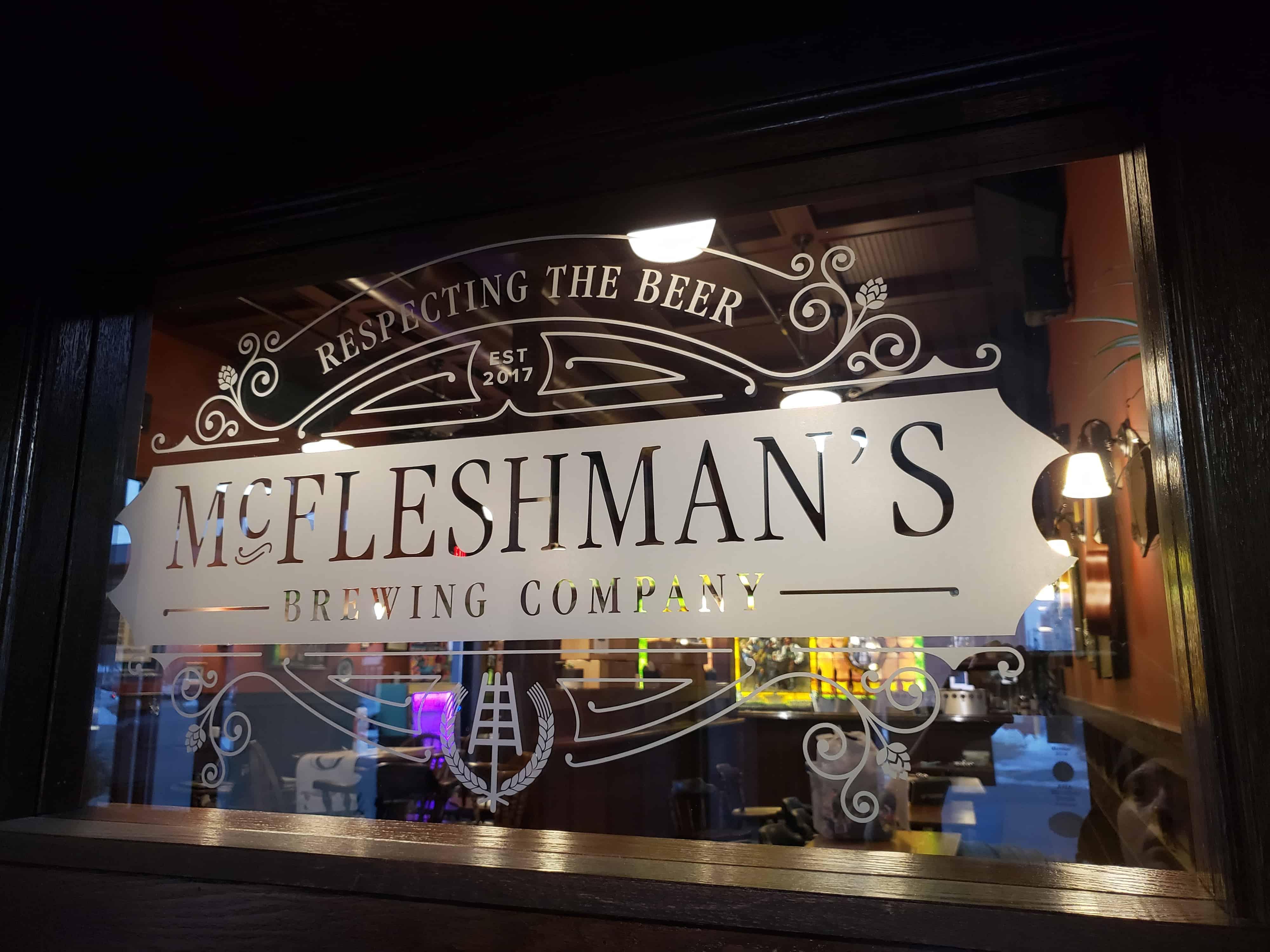 McFleshmans Brewery