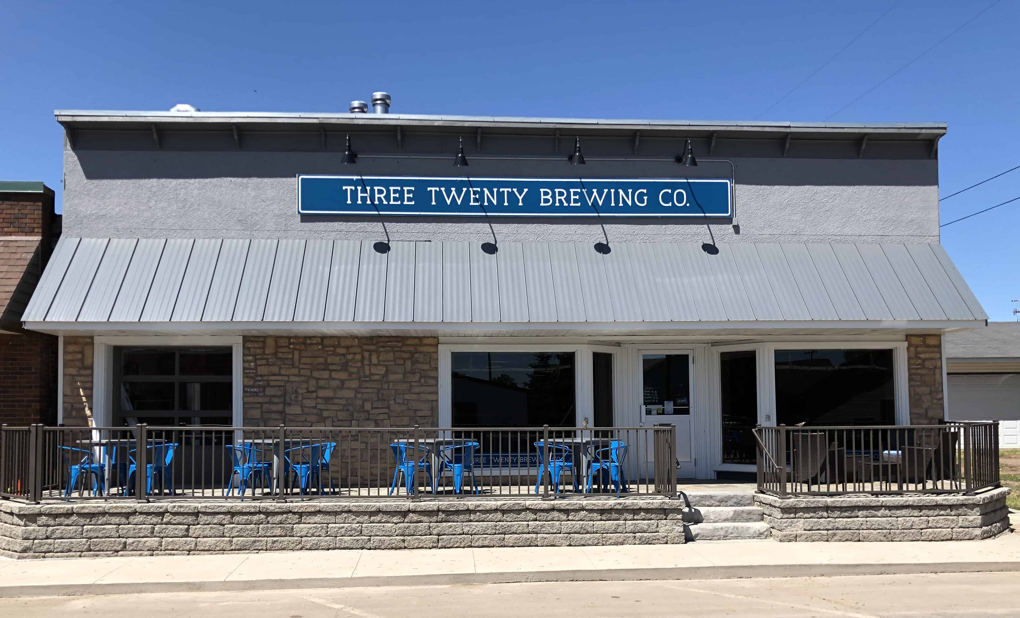 Three Twenty Brewing