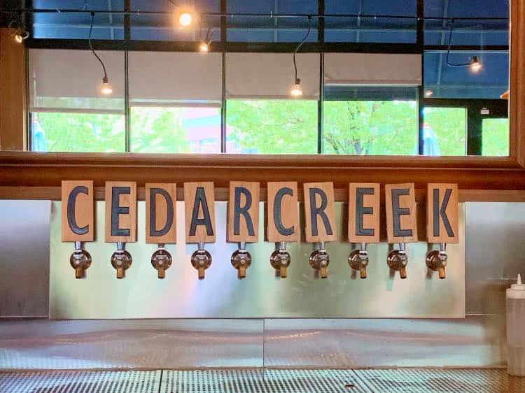 Cedar Creek Pub