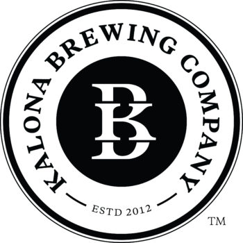 Kalona Brewing Logo Black