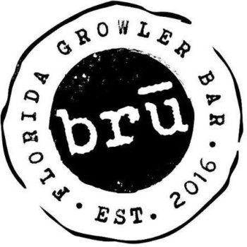 Bru Growler Bar_Logo