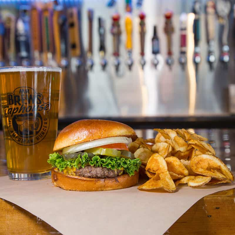 Mr. Brews Taphouse (Lawrence)