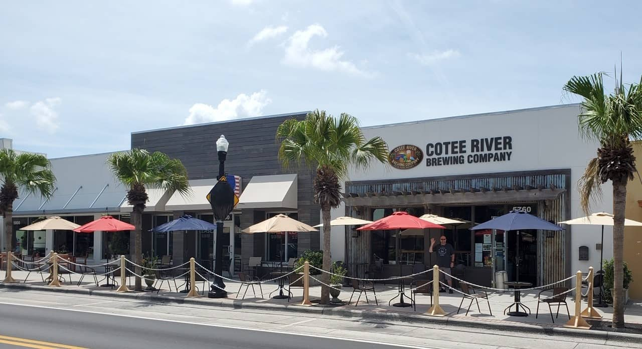 Cotee River Brewing