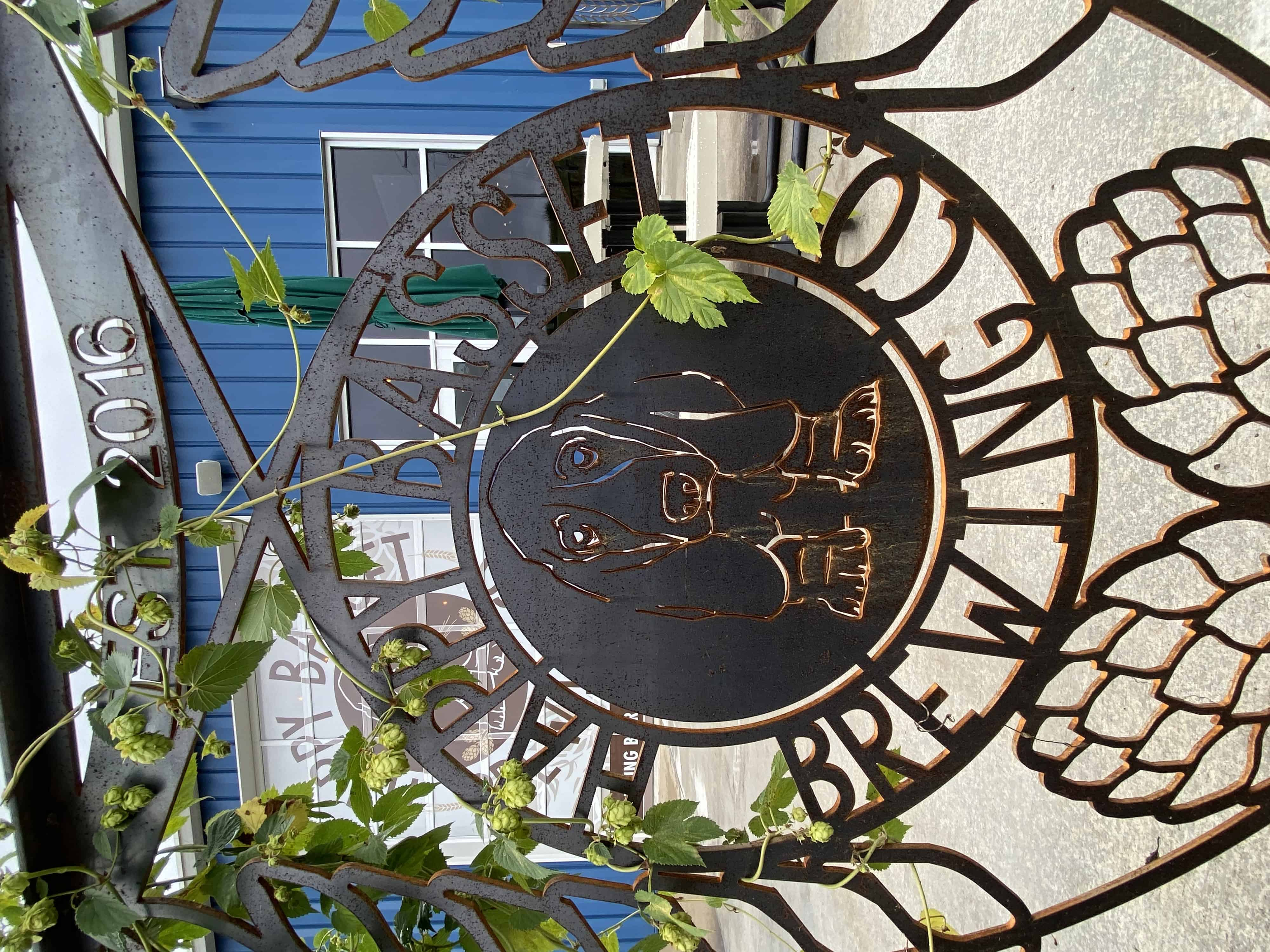 Happy Basset Barrel House
