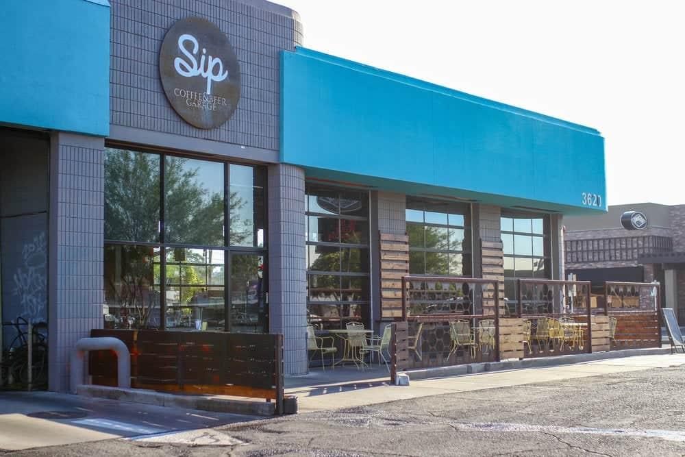 Sip Coffee & Beer: Phoenix