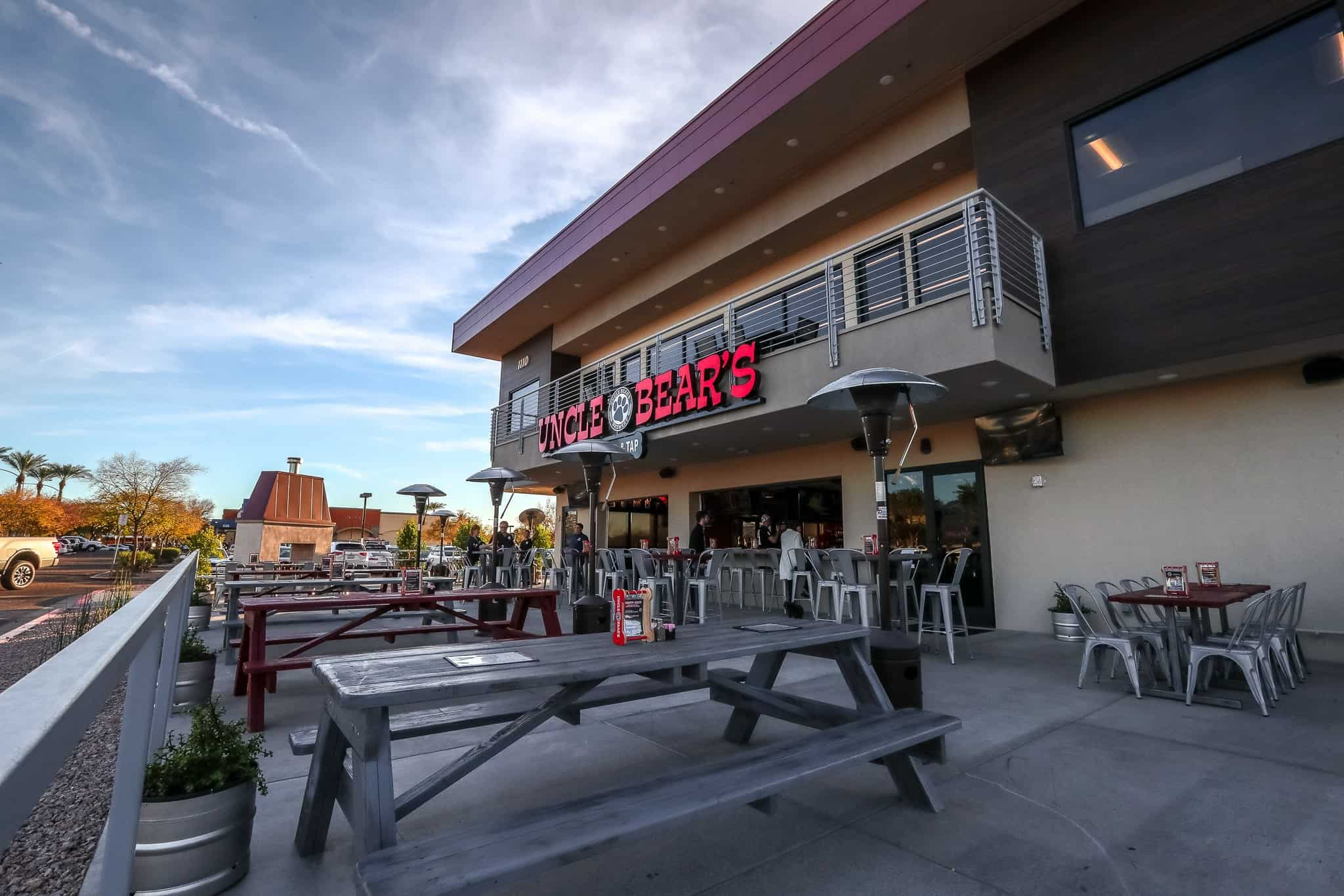 Uncle Bear's Grill & Tap Greenfield