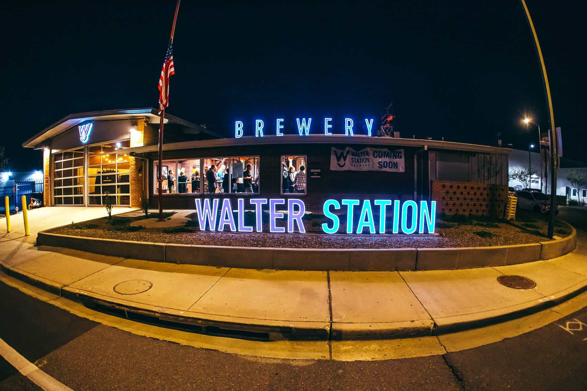 Walter Station Brewery
