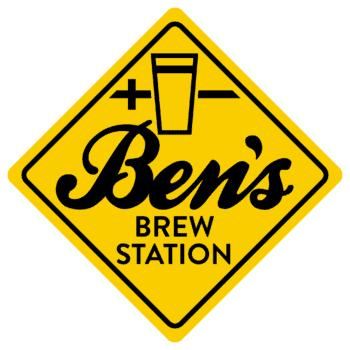 Ben's Brew Station logo