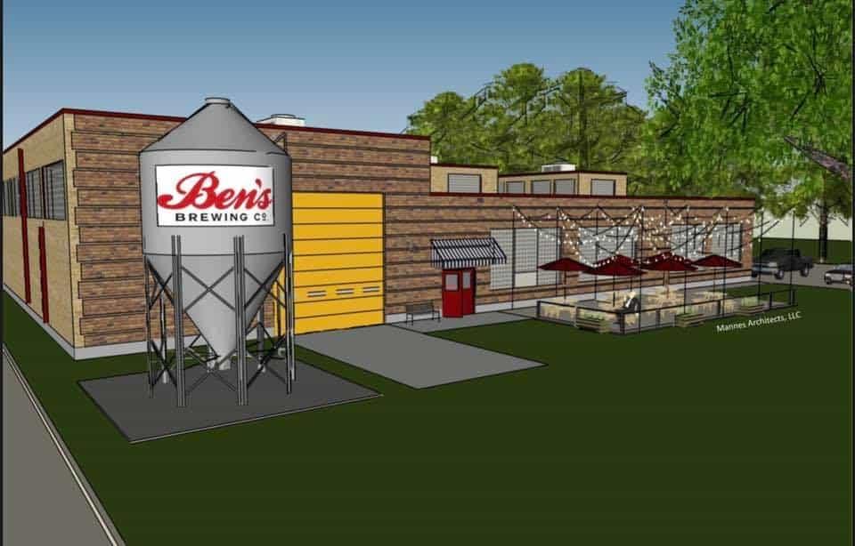 Ben's Brew Station