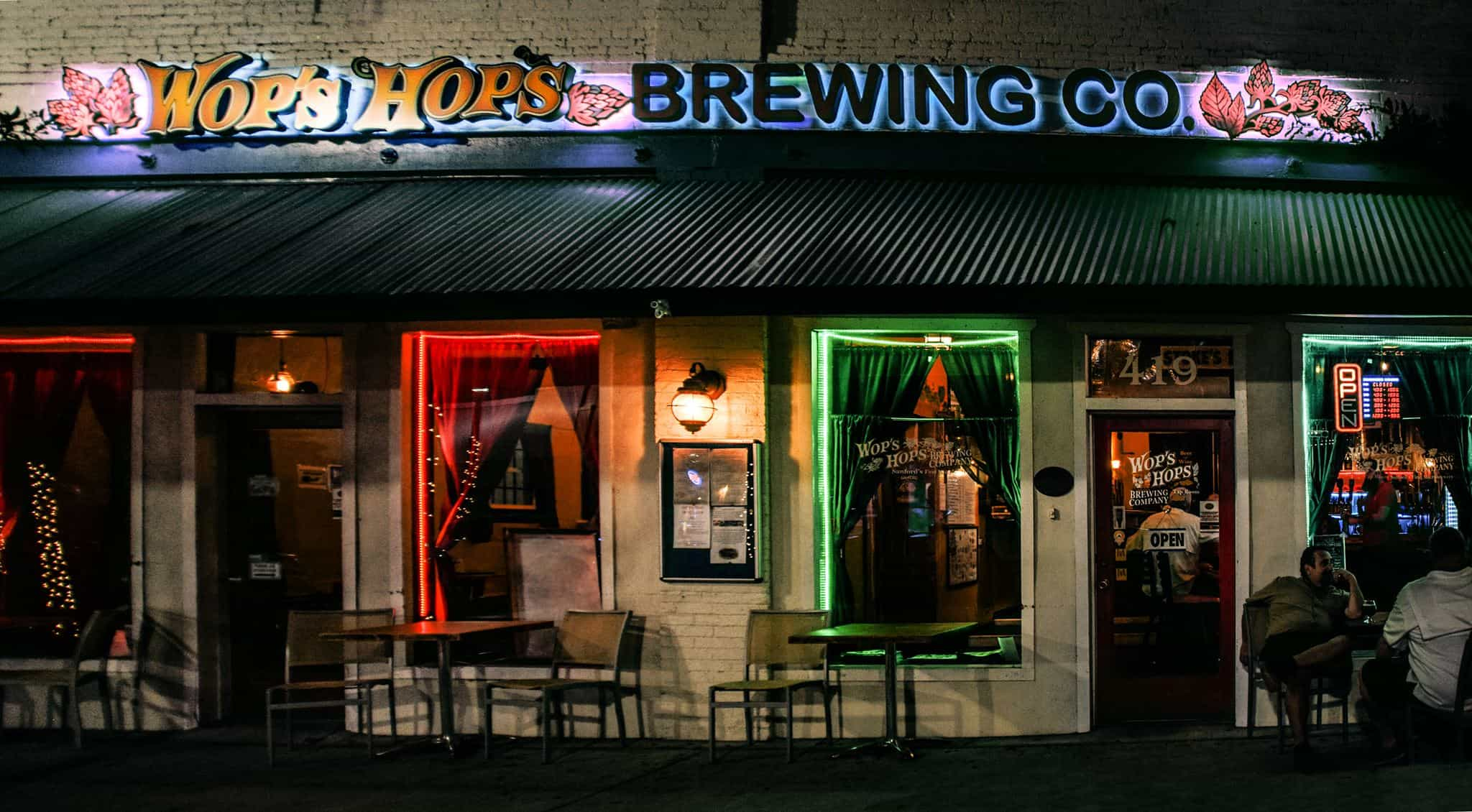 WopsHops Brewing Company