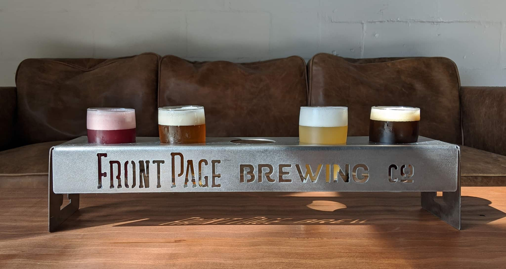 Front Page Brewing Co. (coming soon)