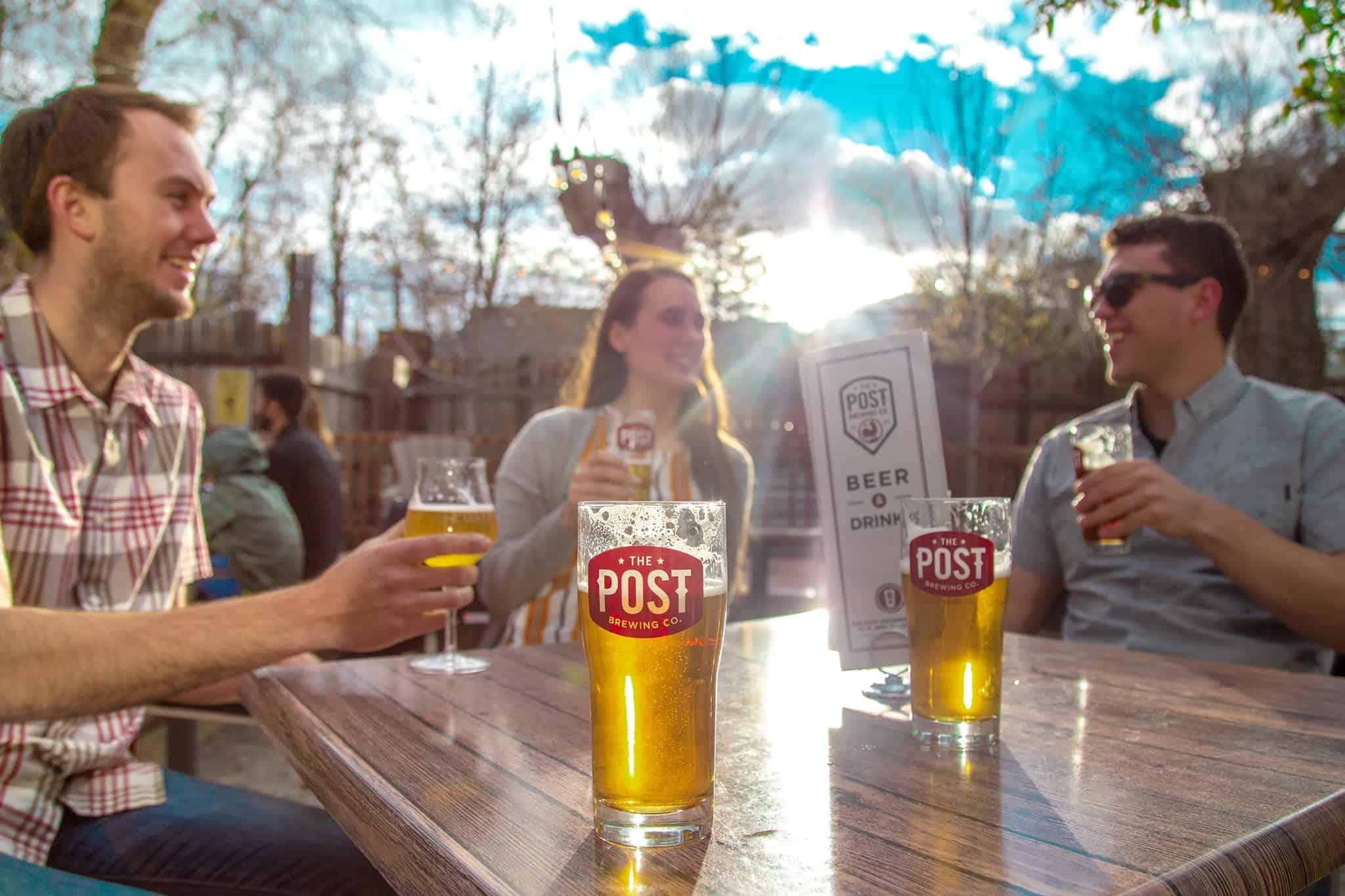 The Post Chicken & Beer: Rosedale