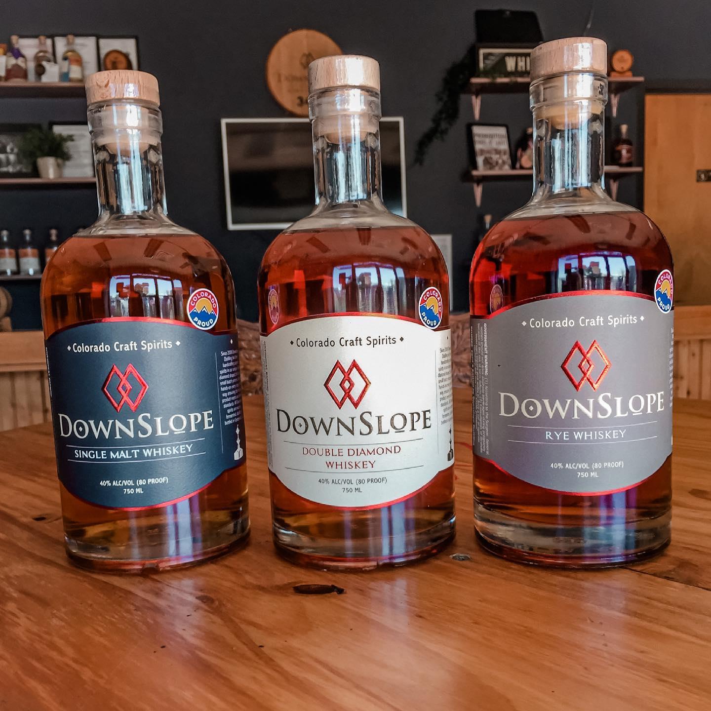 Downslope Distilling