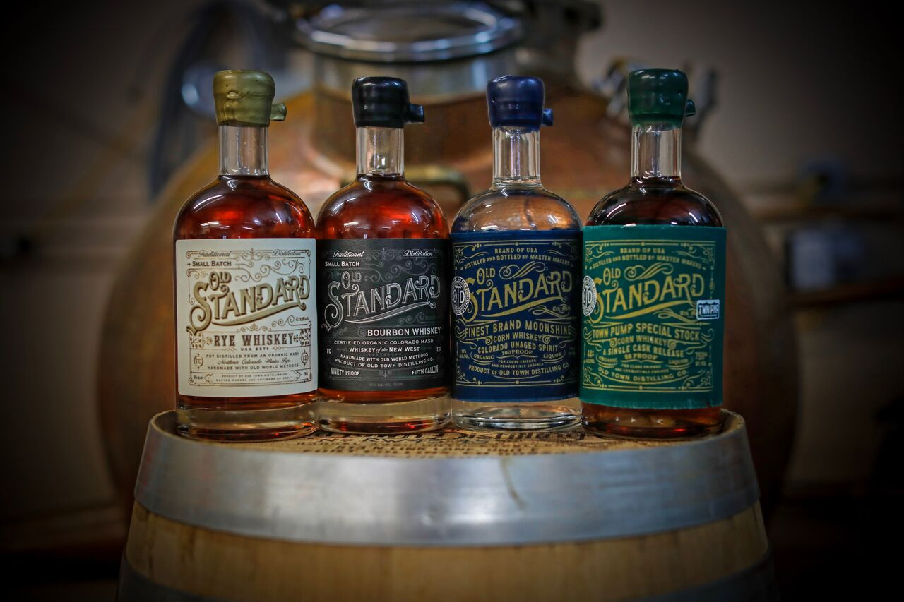 Old Town Distilling Co. (coming soon)